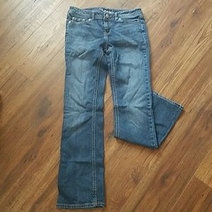 Aeropostale boot cut jeans